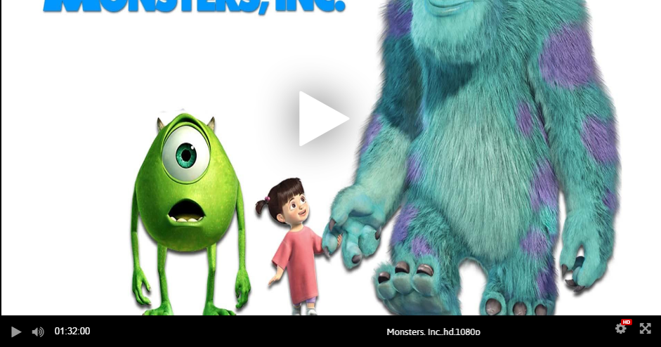 monsters inc full movie - Streaming Movie Anime