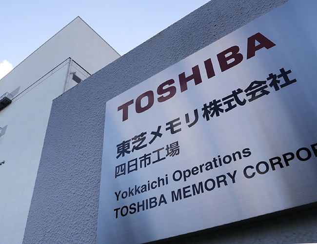 Tinuku Toshiba completed $18 billion chip unit sale to Bain Capital