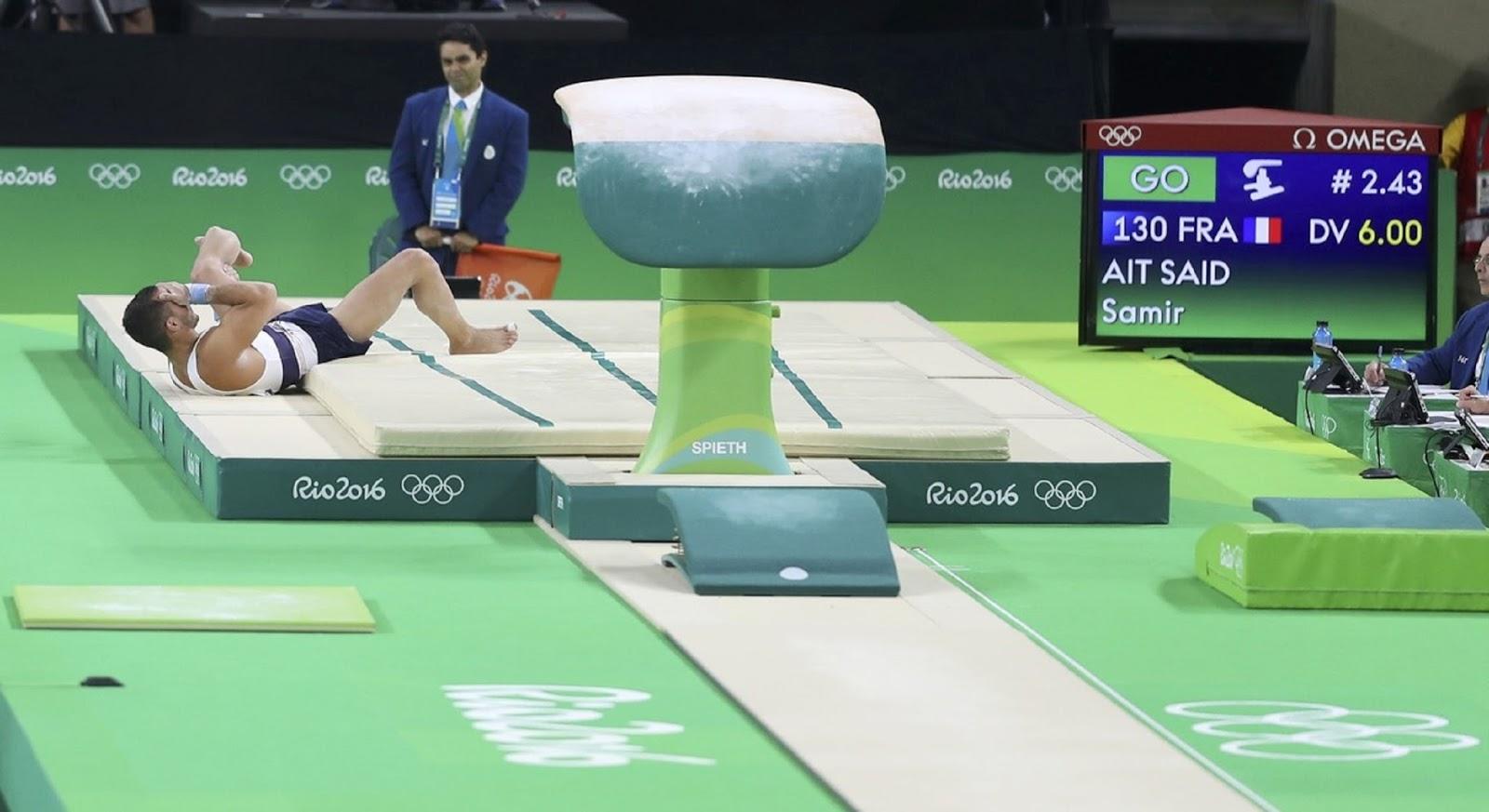 SAMIR AIT SAID, RIO OLYMPICS 4