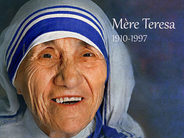 Mère Teresa (Sainte Thérèse de Calcutta)