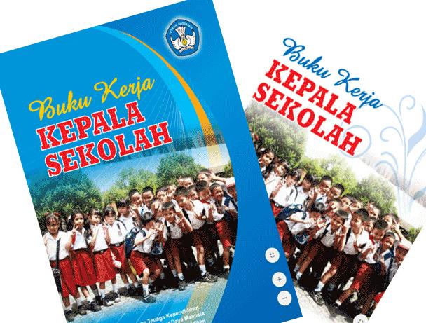 Download Contoh Buku Kepala Sekolah Model Baru