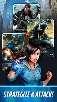 Marvel battle lines apk latest