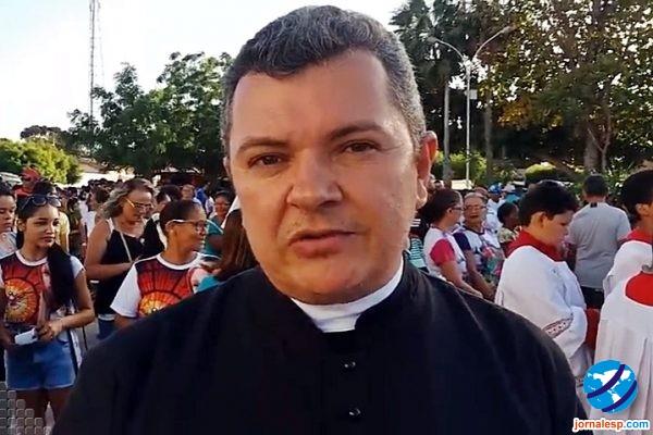 Padre é indiciado por abusar sexualmente de coroinha em Buriti dos Lopes