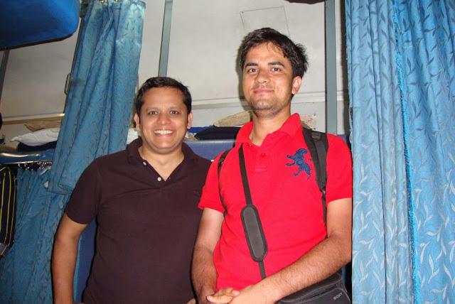 लोंडा से तालगुप्पा रेलयात्रा और जोग प्रपात