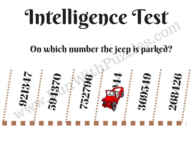 Intelligence Test