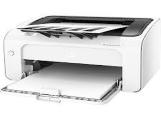 Picture HP LaserJet Pro M12a Printer Driver Download