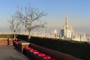 Io sono...: Milano Skyline - Terrazza Martini