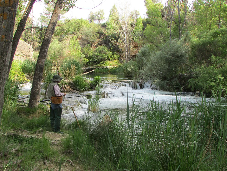 Naturaleza en Cuenca pesca