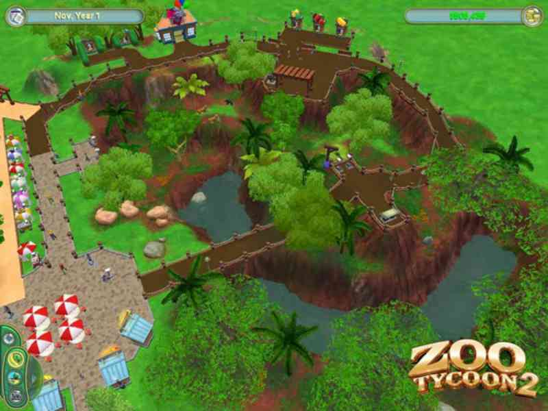 zoo tycoon 2 pc game full version free download