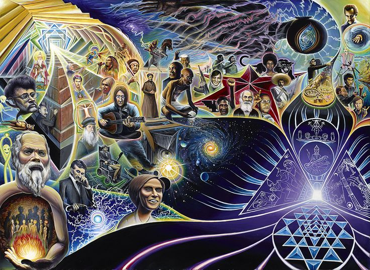 The Visionary Art of Ronald Feghali