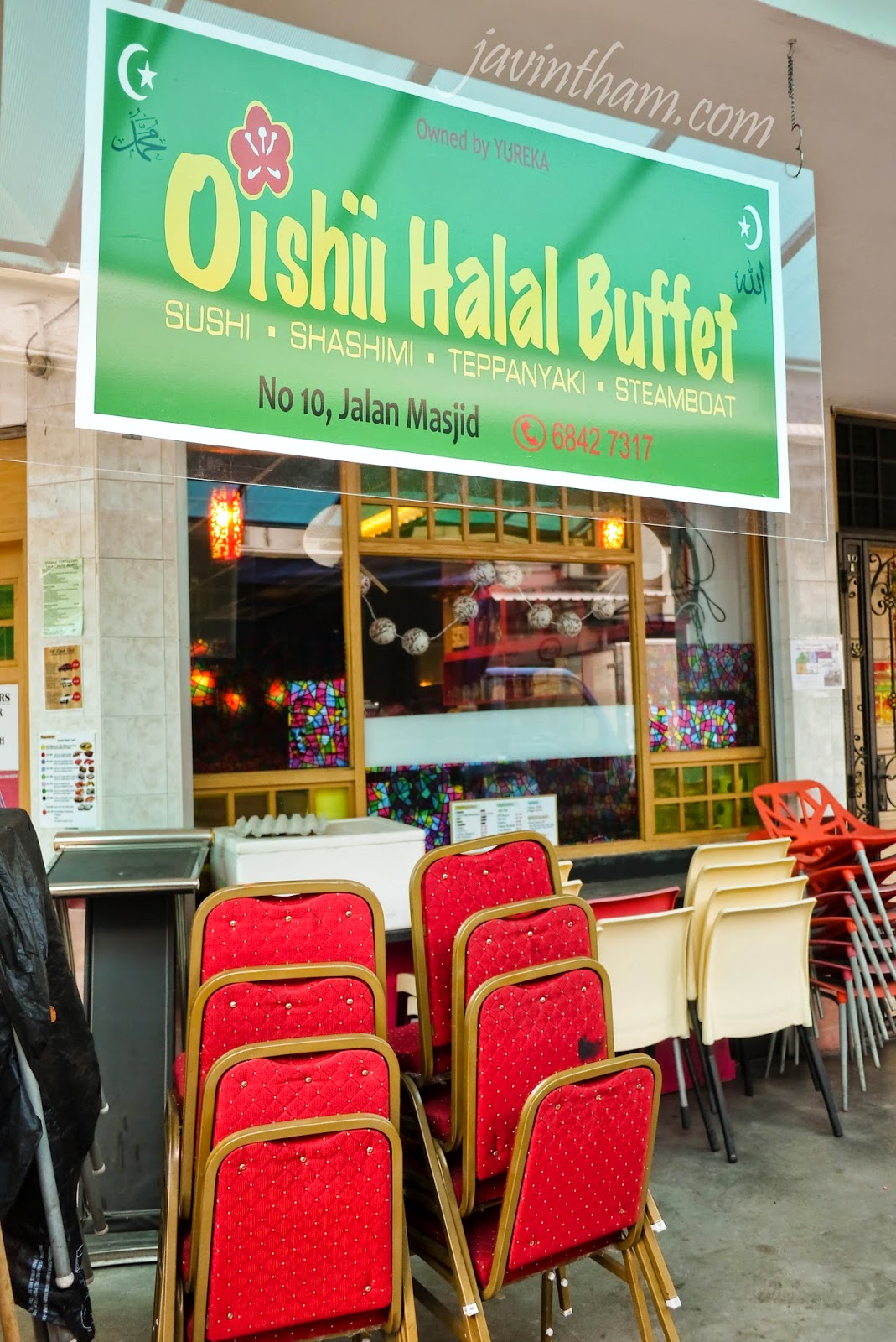 Halal Buffet Near Me Kitchen And Living Space Interior