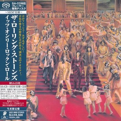 Rolling Stones - It's Only Rock 'N 'Roll (2011) [24-88 HD FLAC]