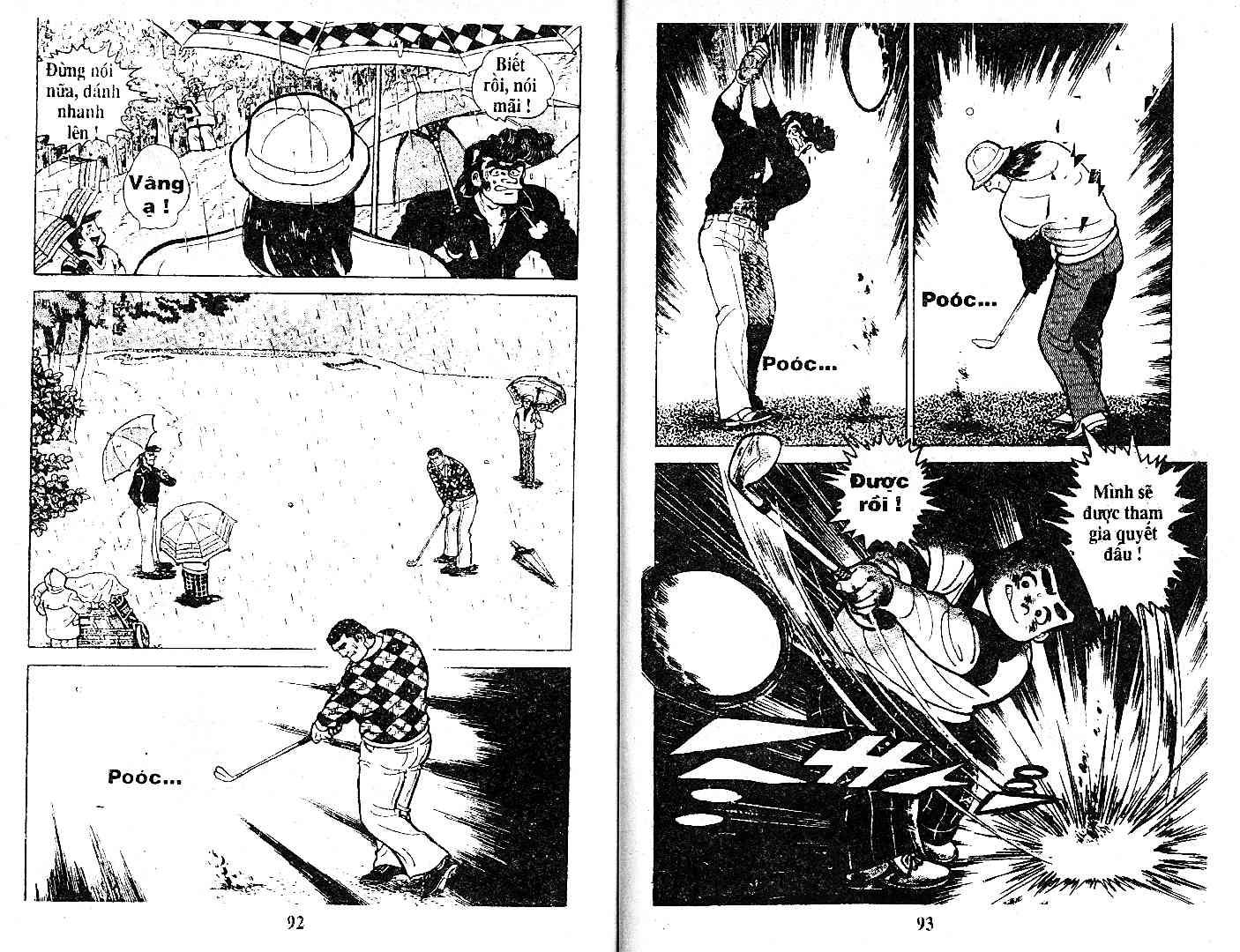 Ashita Tenki ni Naare chapter 26 trang 45