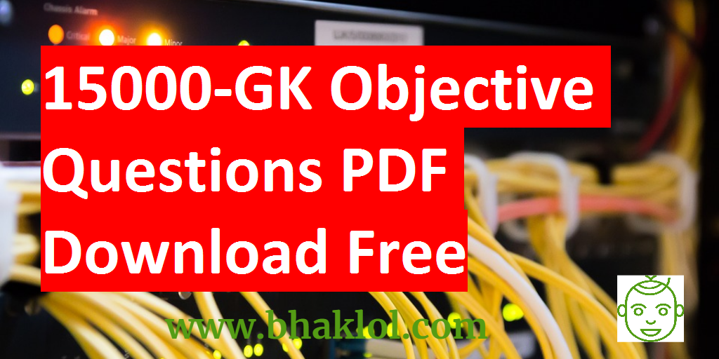 Current Affairs Gk Pdf File