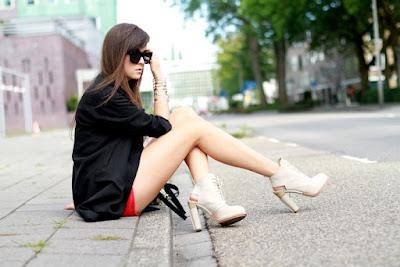 Zapatos casuales para chicas de moda