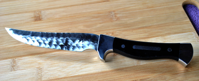 New in 2016 Warther hunting knife