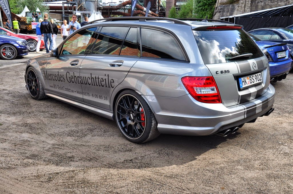 G Wagon 6X6 >> Mercedes-Benz C63S AMG S204 | BENZTUNING