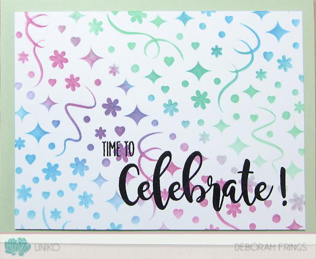 Time to Celebrate - photo by Deborah Frings - Deborah's Gems