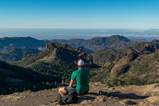 Roque Nublo  Kurze Rundwanderung auf Gran Canaria  Wandern-Gran-Canaria 07