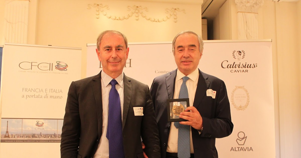 Corriere del web il gruppo tesmec si aggiudica il trofeo for Chambre de commerce francaise en italie