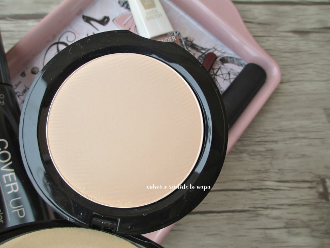 Ultra Cover Compact Powder de Isadora