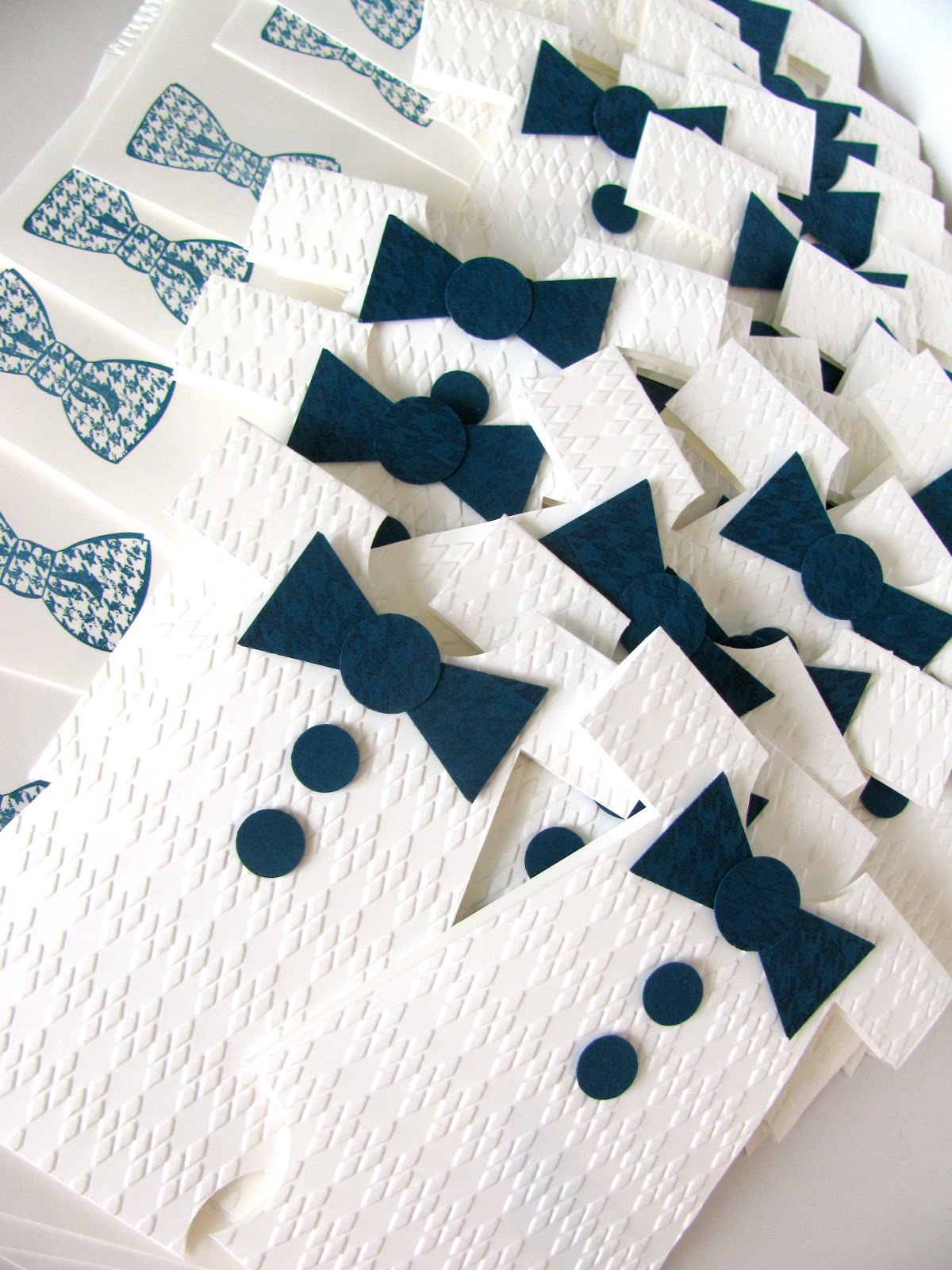 Bow Tie Baby Shower Favors | www.imgkid.com - The Image ...