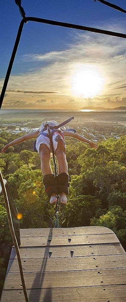 10 Best Adventure Holiday Destinations | Bungee jumping in Australia