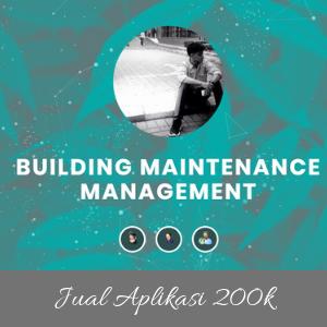 aplikasi manajemen pemeliharaan gedung