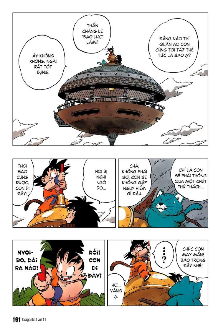 Dragon Ball chap 163 trang 2