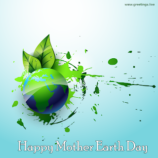 Happy Mother Earth Day greetings images