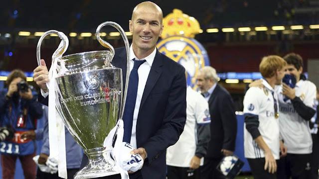 ¡La era de Zinedine Zidane!