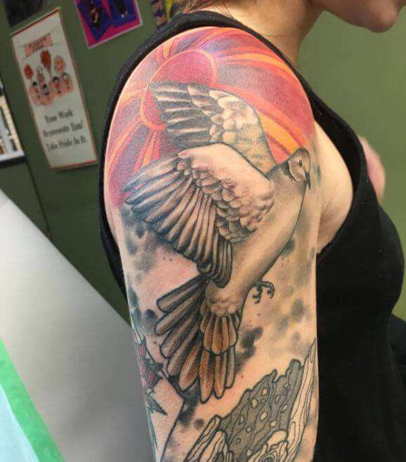 Dove Tattoos