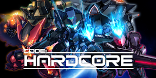 Code: HARDCORE - 2D Mecha Platformer on Steam Greenlight and Kickstarter