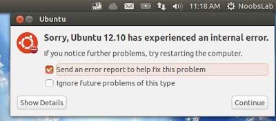 ubuntu crash reports