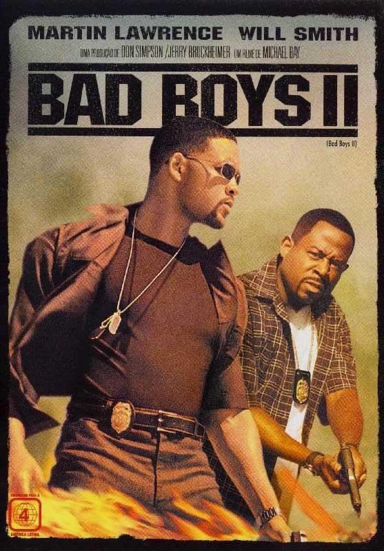 Bad Boys 2 Torrent - BluRay 720p/1080p Dual Áudio