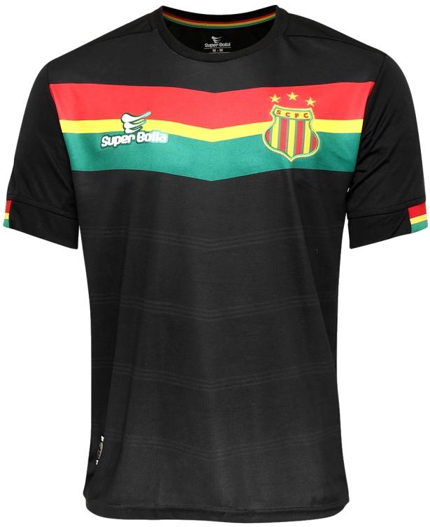 Super Bolla divulga quarta camisa do Sampaio Corrêa - Show de Camisas f84cb1ecc0bc4
