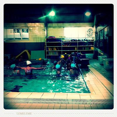 【學習】 到YMCA 學游泳的第一堂課 - Stories Inside