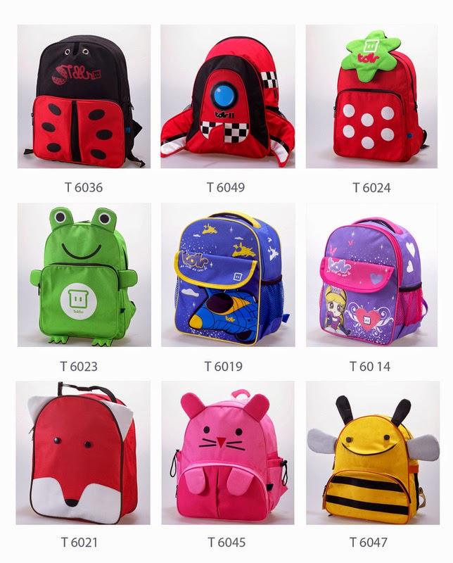 Daftar model tas anak sekolah tk dan sd lucu lucu - Medan Elegant 2415d82d15