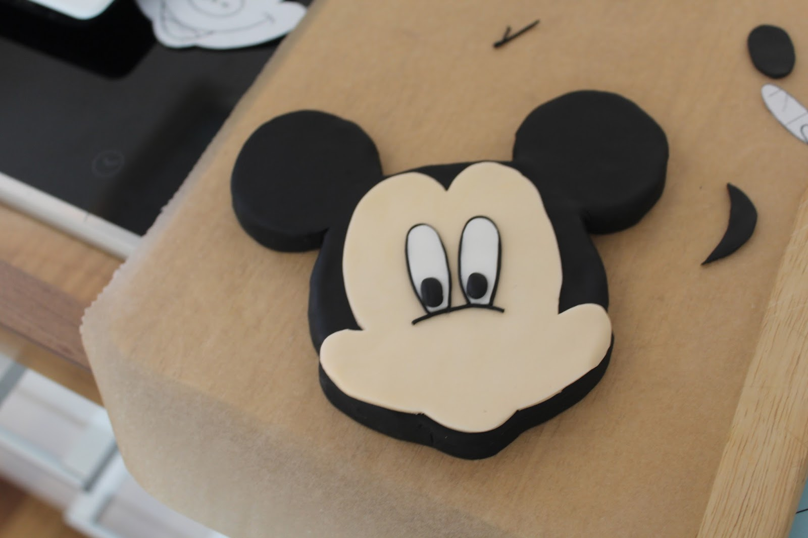 Theresas Backstube Minnie Mouse