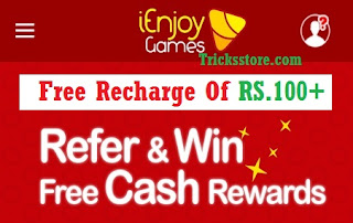 ienjoy app Play games and earn money
