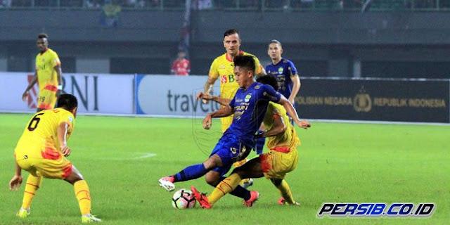 Persib Bandung Kalah 2-0 dari Bhayangkara FC