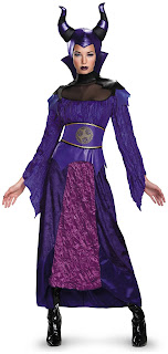 Women's Disney's The Descendants: Maleficent Deluxe Adult Costume