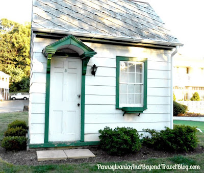 Historic Green Gables Tourist Cabins in Gettysburg
