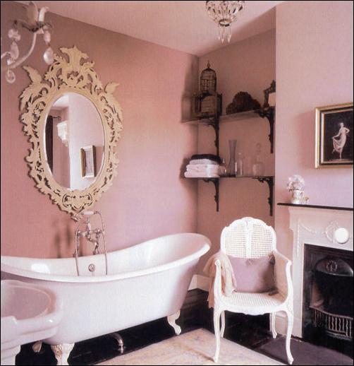 Romantic Bathroom Design Ideas ~ Room Design Ideas