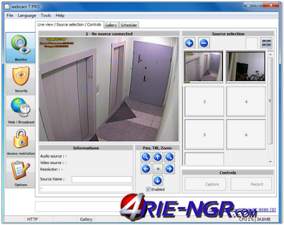 WebCam 7 Pro 1.5.0.0 Build 41950 Full Version