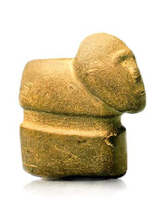 O famoso Ídolo de Iguape