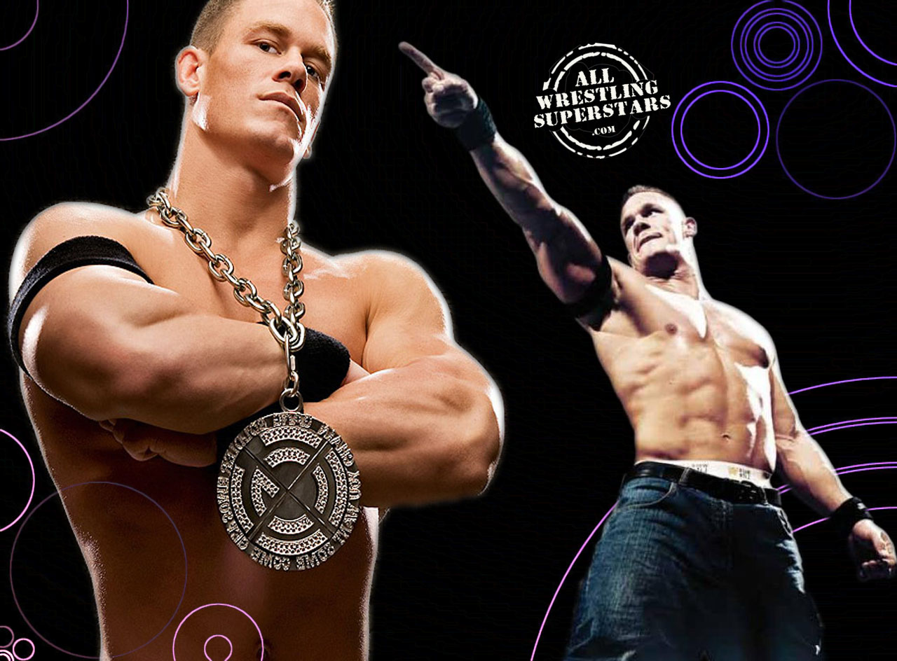 WWE Superstar John Cena Wallpapers