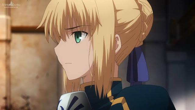 انمى Fate stay night: Unlimited Blade Works الموسم الثانى BluRay مترجم أونلاين كامل تحميل و مشاهدة