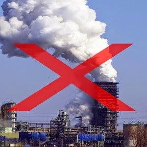 Asap yang dihasilkan dari industri yang menggunakan migas dan batubara | Blog Mas Dory