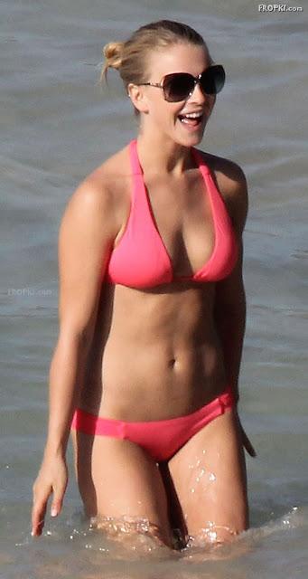 Celebrities in Hot Bikini: Julianne Hough - Ballroom ...